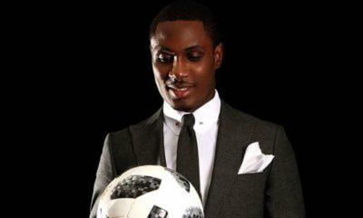 Odion Jude Ighalo: Nigerian football star clocks 31 (photos)