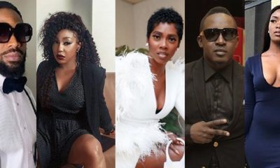 D'banj: M.I, Rita Dominic, Tiwa Savage react to rape allegations
