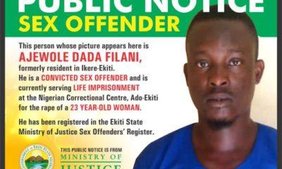 Convicted rapist