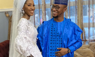 Nigerian couple get married 18 months after meeting on Twitter