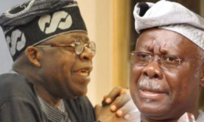 Nemesis is catching up with Tinubu, Bode George says