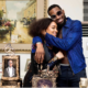 D'Banj and wife