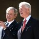 Bush, Clinton