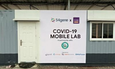 54gene-COVID-19-mobile-testing-lab