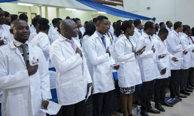 Learn from Biden, Johnson's approach to healthcare, resident doctors task Buhari
