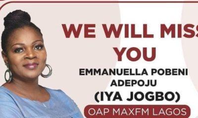 Iya Jogbo,