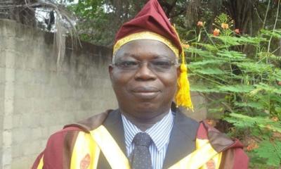 Prof. Theophilus Omololu Soyombo