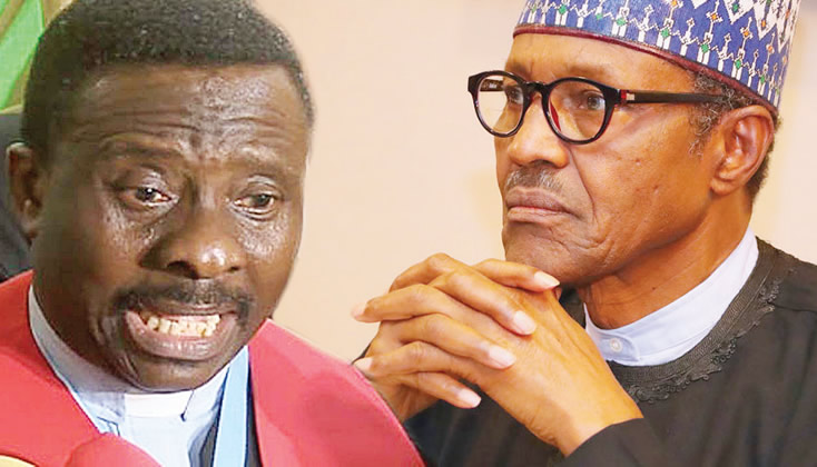 Lokoja-Abuja highway CAN Ayokunle Buhari FG Nigeria