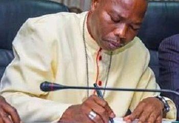Bishop Stephen Mamza
