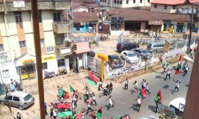 DSS, Biafra