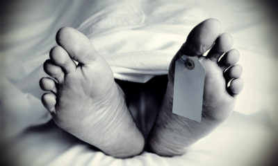 Graphic Photo: Unidentified woman found dead in Kwara Hotel