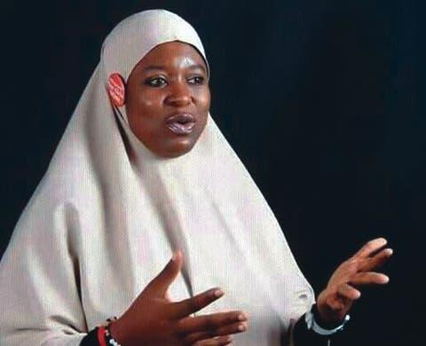 Aisha Yesufu Remi Tinibu