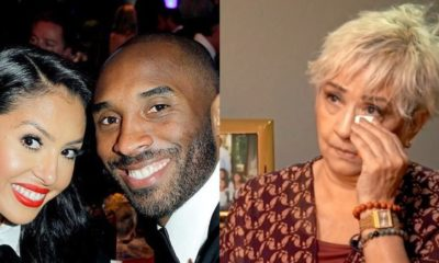 Kobe Bryant's wife kicks mother out of his house after his death