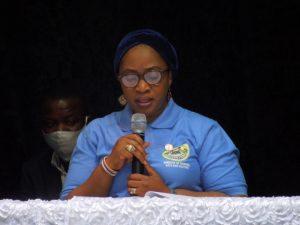 Mrs Uzamat Akinbile-Yusuf