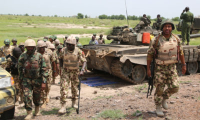 Troops rescue students from bandits in Kaduna