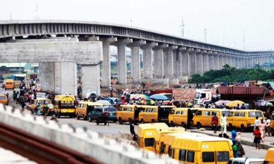Lagos Rail Project: Traffic diversion at Marina to last seven months