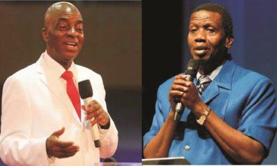 Oyedepo and Adeboye