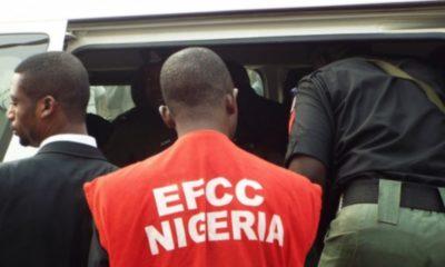 EFCC arrests 30 suspected 'Yahoo Boys' in Lekki hotel