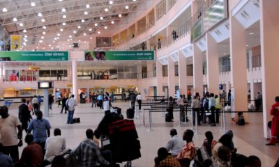 1.6 travellers access Nigeria's borders in 2020 — Immigration