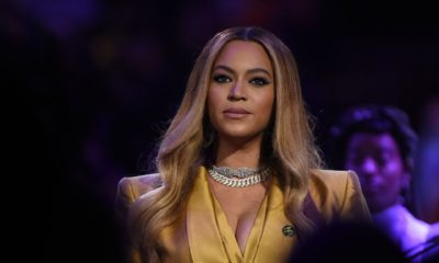 Beyonce 63rd Grammy Ceremony