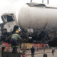 File: Tanker accident at Fadeyi bus stop Lagos