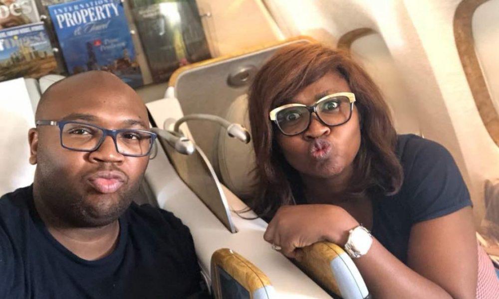 Mary Njoku celebrates husband, Jason, as he turns 40