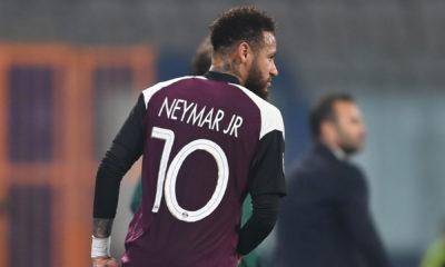 Neymar Lens PSG