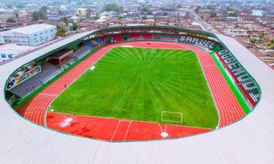 Samuel Ogbemudia stadium