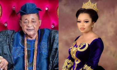 Alaafin of Oyo and Queen Aanu
