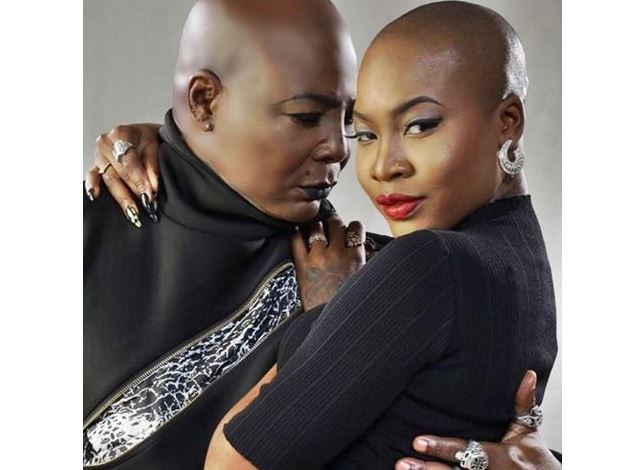 charly boy and daughter