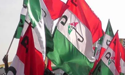INEC PDP Kaduna bye-election