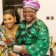 Iyabo Ojo and mother