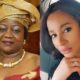 Lauretta Onochie and Adesua Etomi