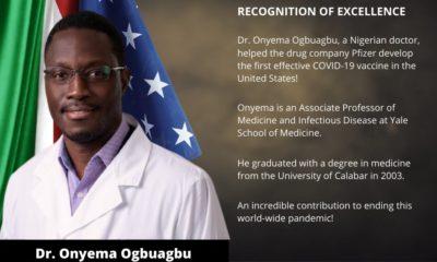 Dr. Onyema Ogbuagbu