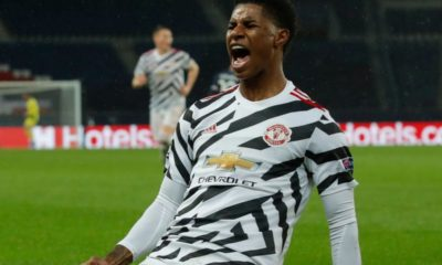 Rashford out for three months after shoulder surgery