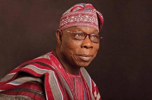 Major General Muhammadu Buhari (retd.), Olusegun Obasanjo at 84