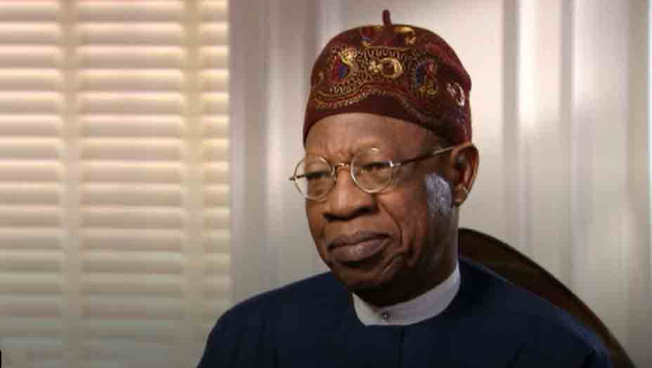 Lai-Mohammed Ministers Nigerians Togo Ghana Bread Bakery Professors Okada riders
