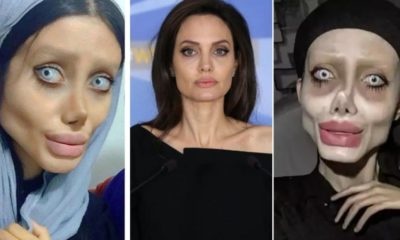 Sahar Tabar, Angelina Jolie