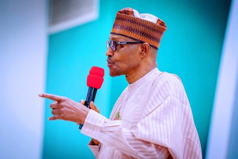 Buhari APC PDP