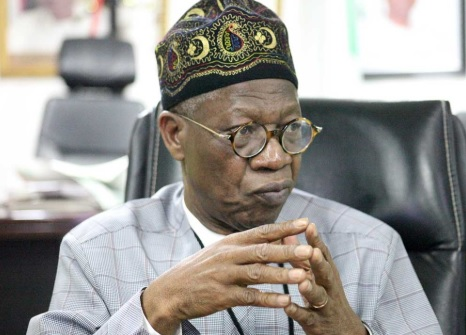 Looted Benin artefacts will be in FG custody when repatriated—Lai Mohammed