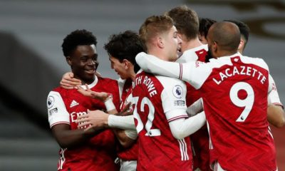Arsenal cancels tour as COVID-19 hits camp