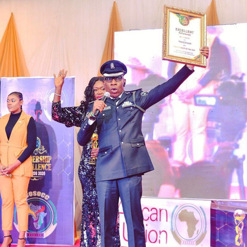 CSP Francis Osagie Erhabor