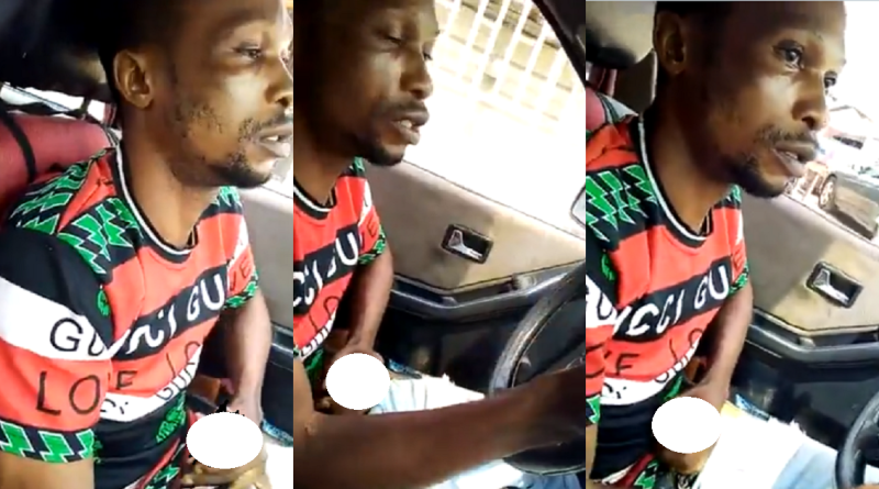 Taxi Driver Masturbate While Driving Female Passenger (Video)