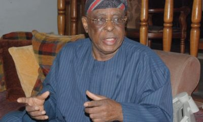 Fayemi celebrates Osoba at 82