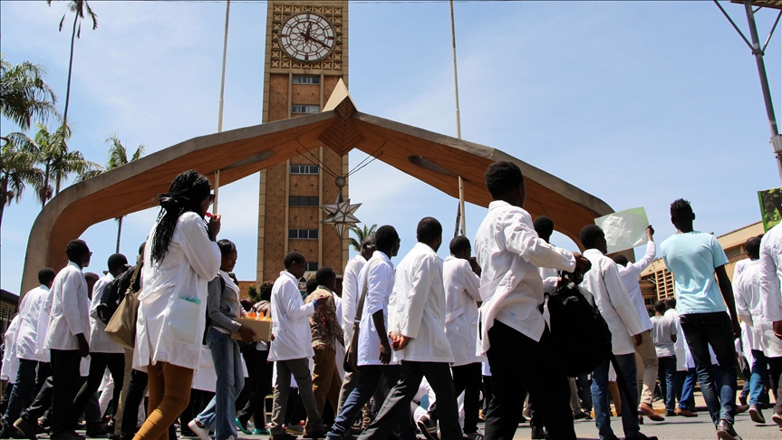 Doctors' strike not intended to hurt Nigerians, NARD reassures, Peter Tarfa, Senator Ibrahim Oloriegbe, Chris Ngige, Julian Ojebo