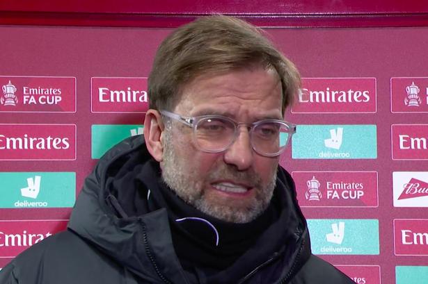 Man City Klopp Liverpool Guardiola Premier League trophy 2020/21