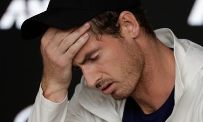 Andy Murray Wimbledon defeat to Denis Shapovalov