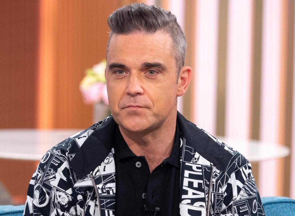 Robbie Williams 2021