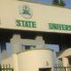 Kaduna State University Students protest