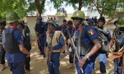 NSCDC to inaugurate rapid response squad